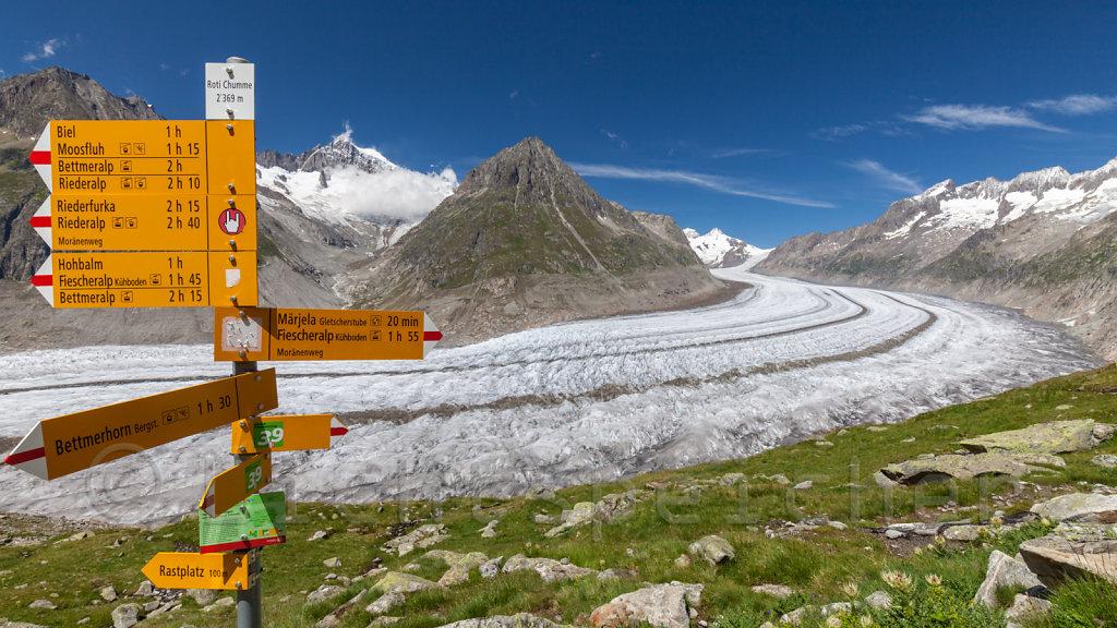 Aletschgletscher @ Roti Chumme
