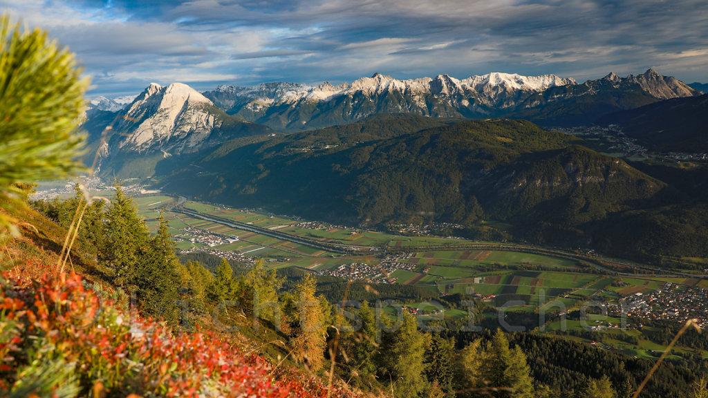 Inntal / Hohe Munde / Wettersteingebirge